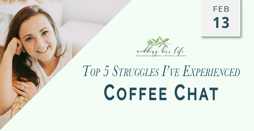 Top 5 Struggles I've Experienced in Business
