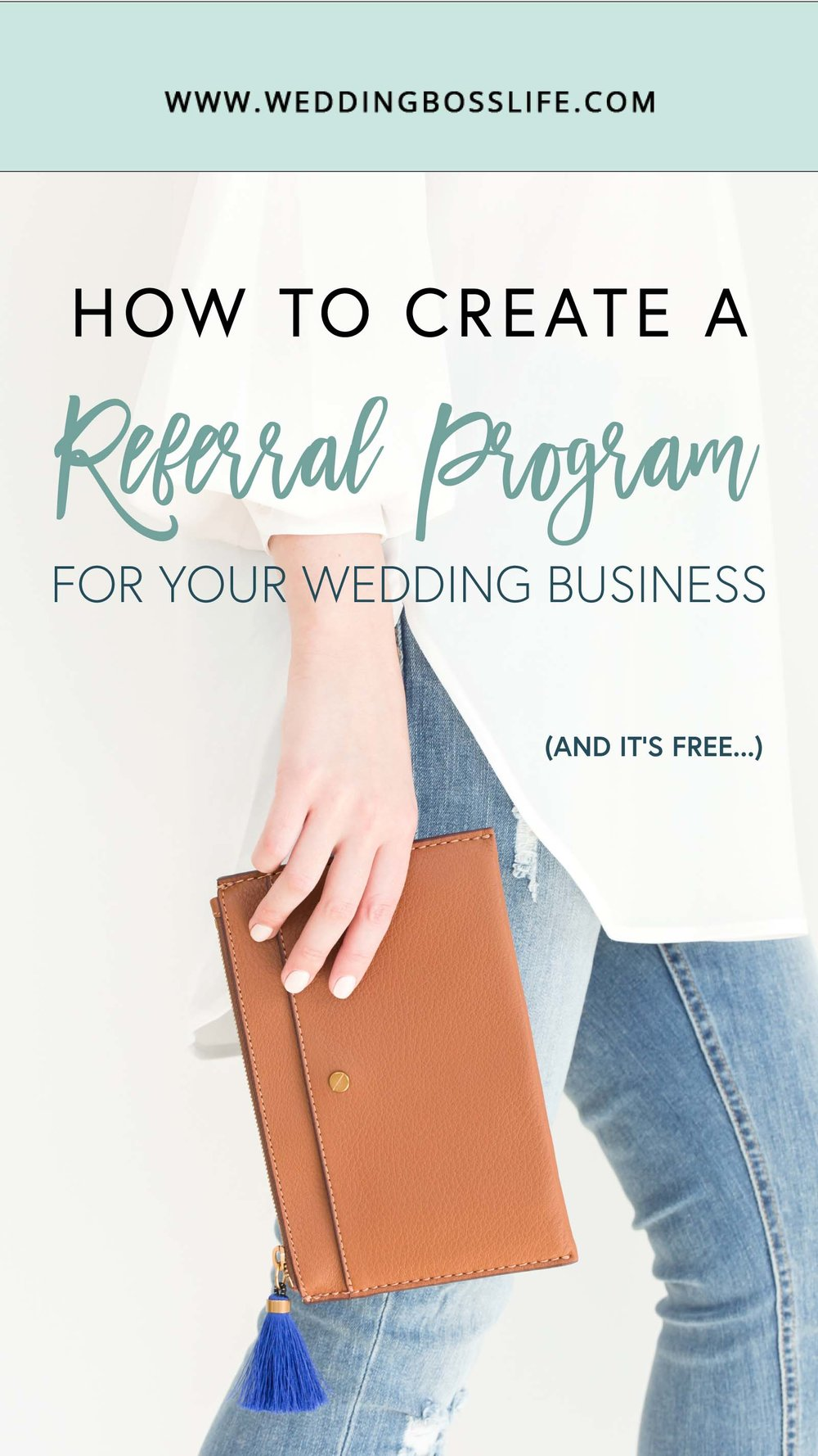 Creating a Referral Program for Your Wedding Business