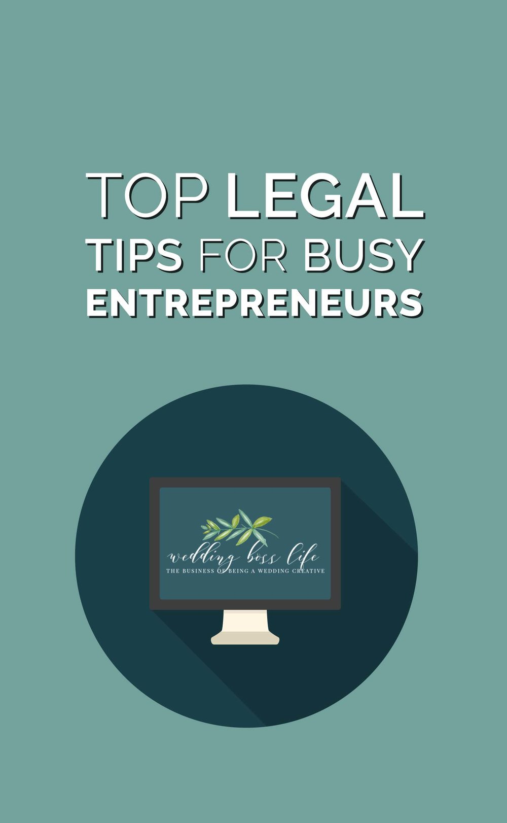 Top Legal Tips for Busy Wedding Pros