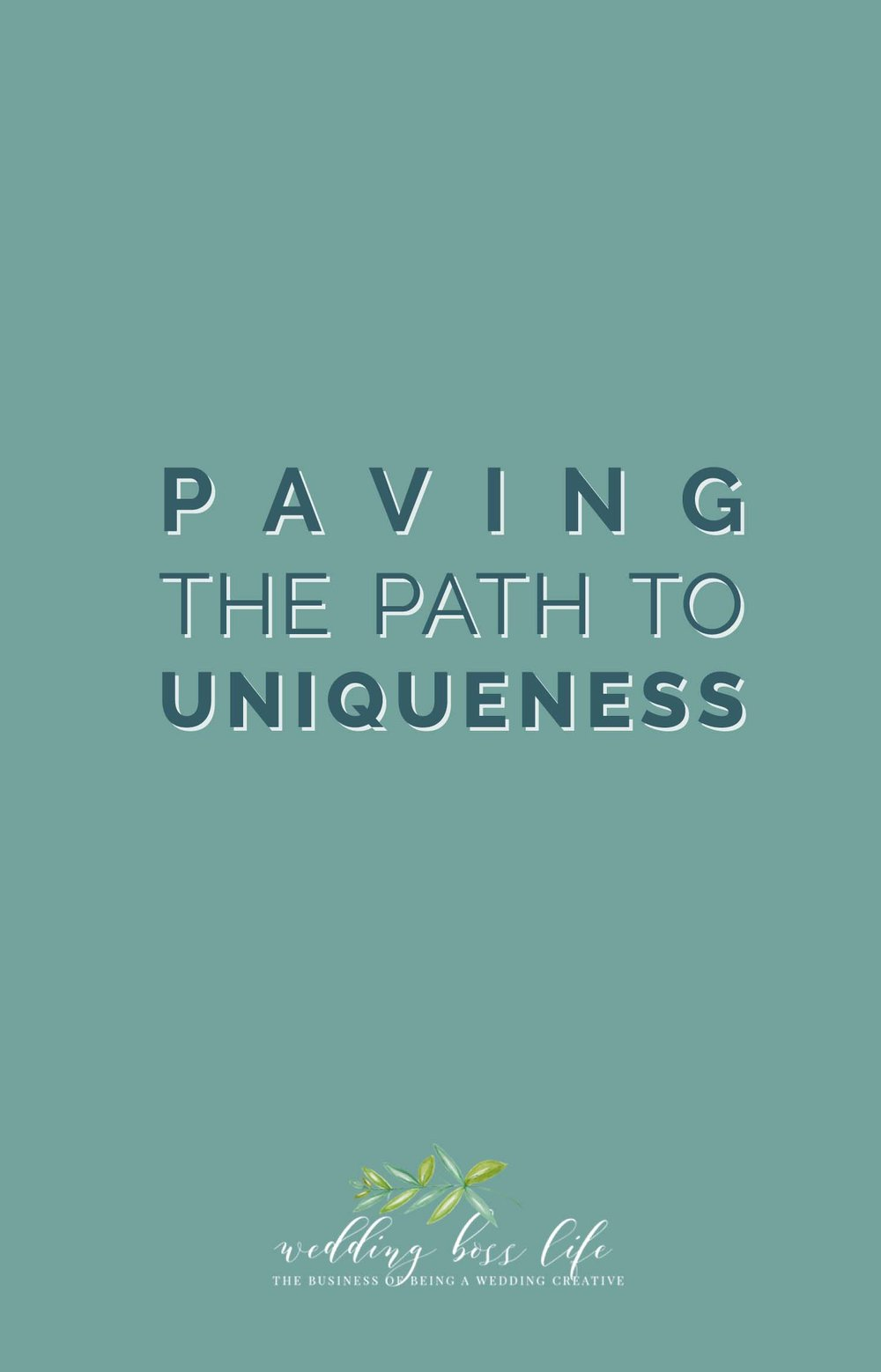 Paving the Path to Uniqueness
