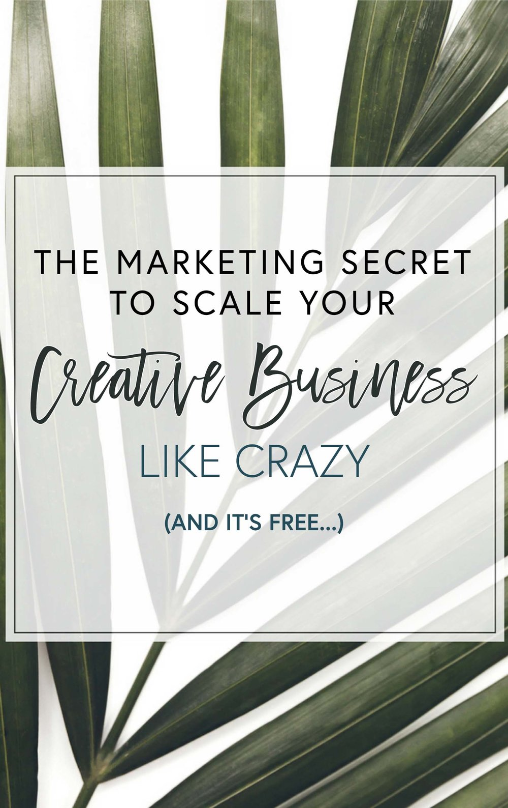 The Marketing Secret to Scale Your Business Like Crazy