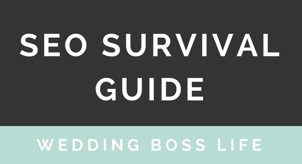 SEO Survival Guide