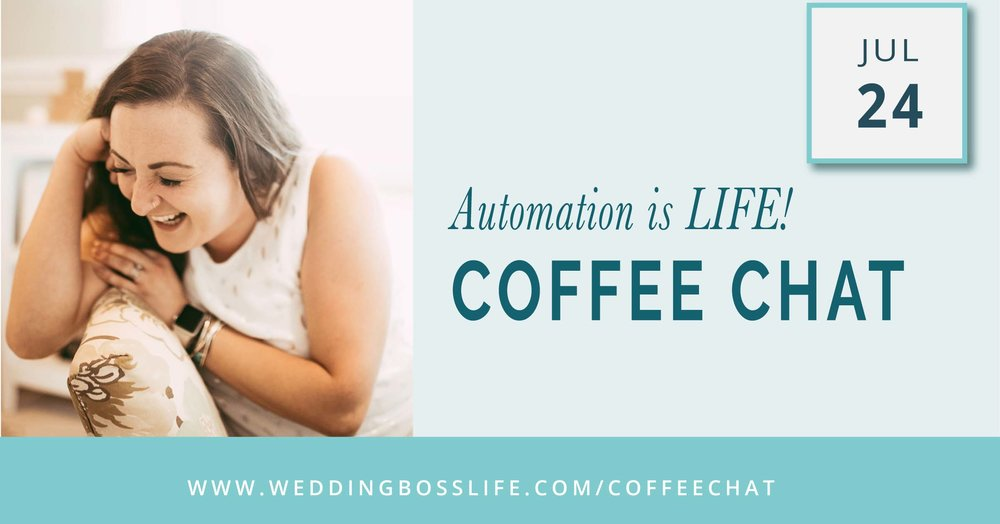 Automation is the Heart of Any Successful Wedding Pro's Business
