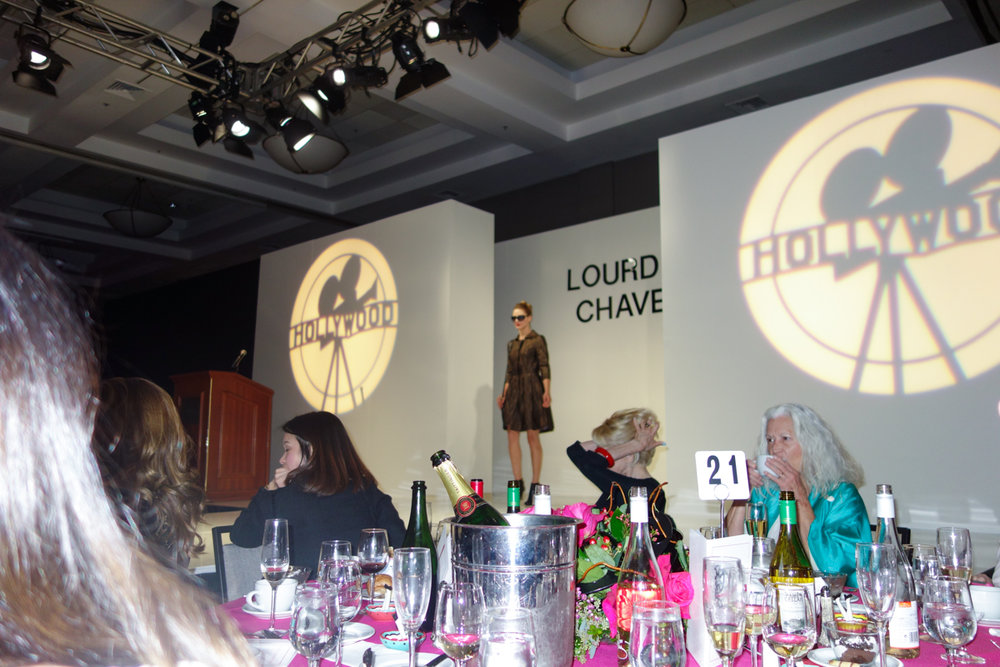 Las Candelas Benefit Fashion Show - Lourdes Chavez Designs