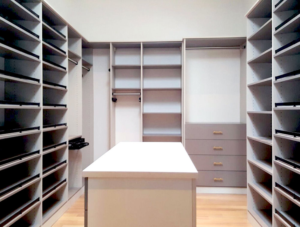 expertise - Working as a consultant with the luxury lifestyle brand California Closets Toronto catapulted Crystal to a storage design expert. From walk in closets, media units to mudrooms, Crystal has designed hundreds of spaces.