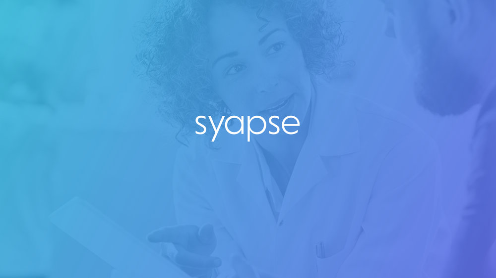 SYAPSE ONCOLOGY // Web App Making precision medicine a routine part of cancer care