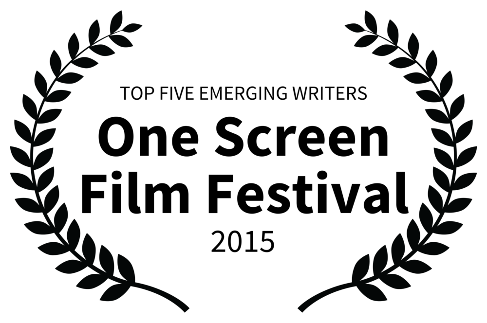 TOP FIVE EMERGING WRITERS - One Screen Film Festival - 2015.png