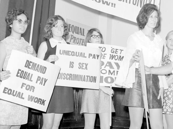 Women's Rights - At a time of immense social change, Gough Whitlam's government acted to remove discrimination and injustice against women and to improve the basis of equality upon which women could participate in society.