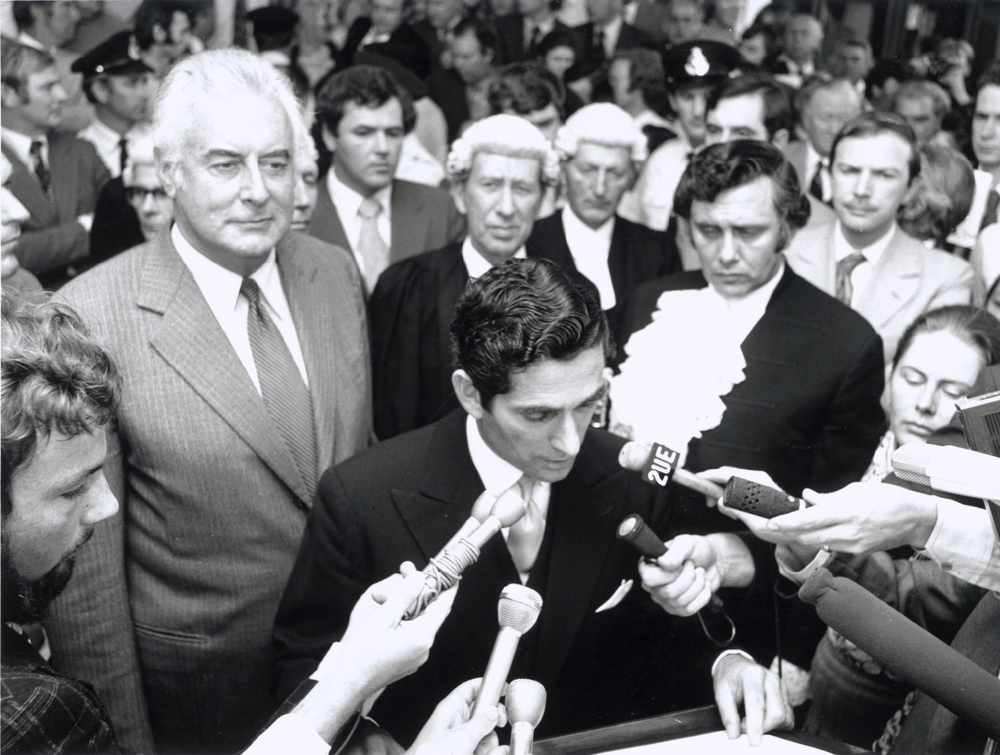 Democracy & the Law - Gough Whitlam's government enacted a wide range of reforms that expanded the democratic rights and freedoms enjoyed by Australian citizens.