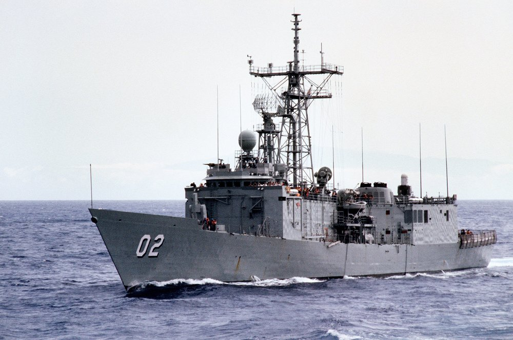 Adelaide class frigate