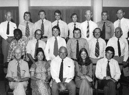 The members of the first Northern Territory Legislative Assembly