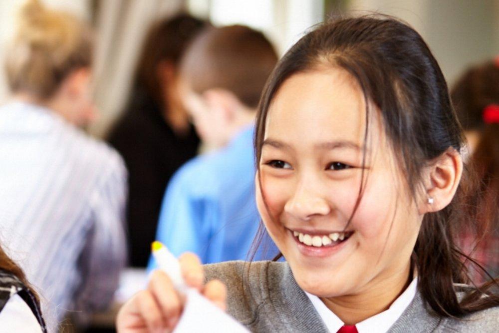 How to Think Big - Primary School Program
