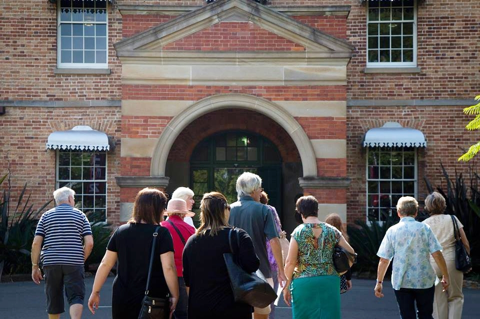 Whitlam Institute Open Day 2018