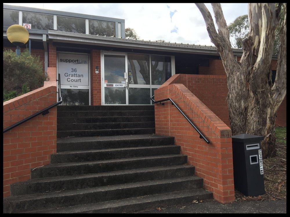 Former Tugg Police Station - Cnr of Comrie & Sternberg Cres