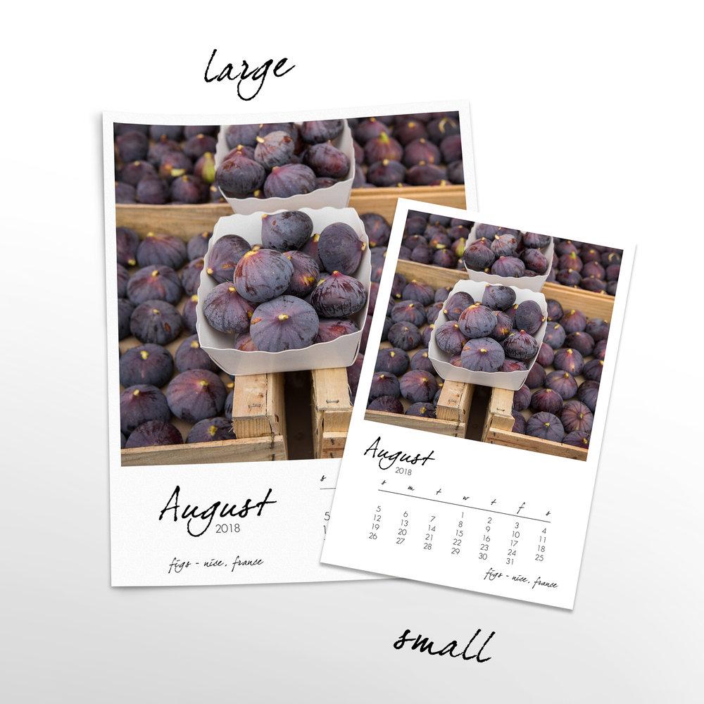 vignettes 12 month calendar with custom start date s rochelle