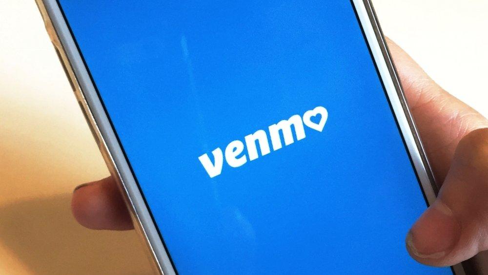 Venmo+charity logo