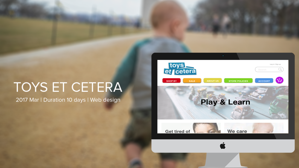 Toys et cetera cover photo