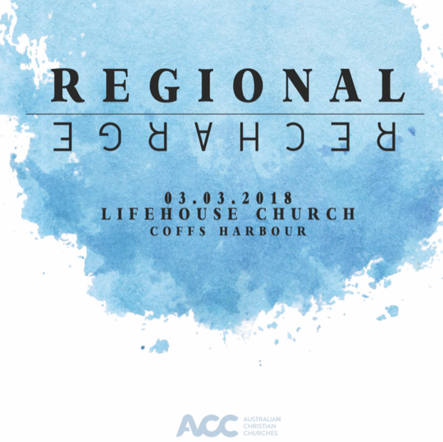 Regional Recharge