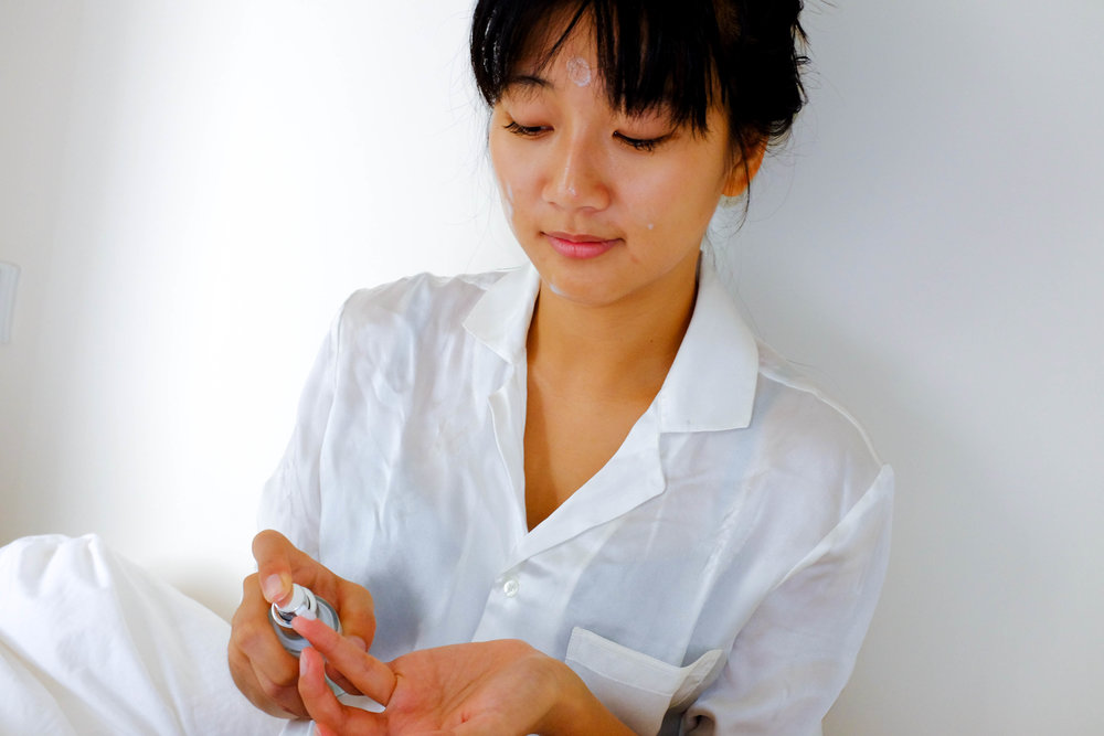 Zaneta Cheng Skincare Routine Dior Life Serum