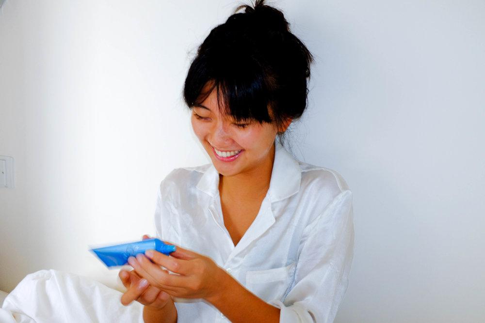 Zaneta Cheng Skincare Routine Sunscreen Shangpree