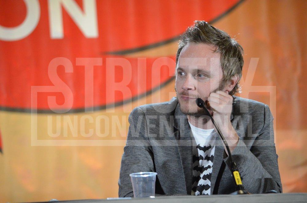 David Anders Panel at PHXCC17