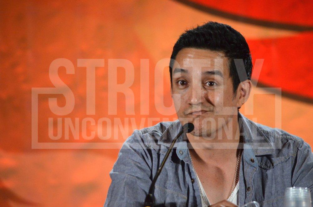 Gabriel Luna Panel at Phoenix Comicon
