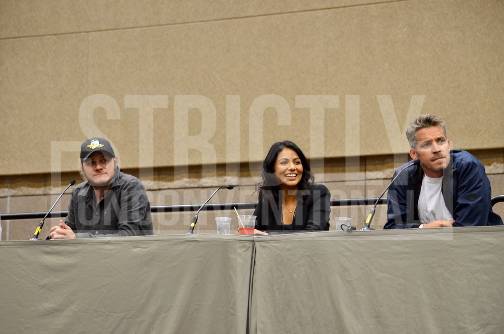 Once Upon a Time Panel at PHXCC