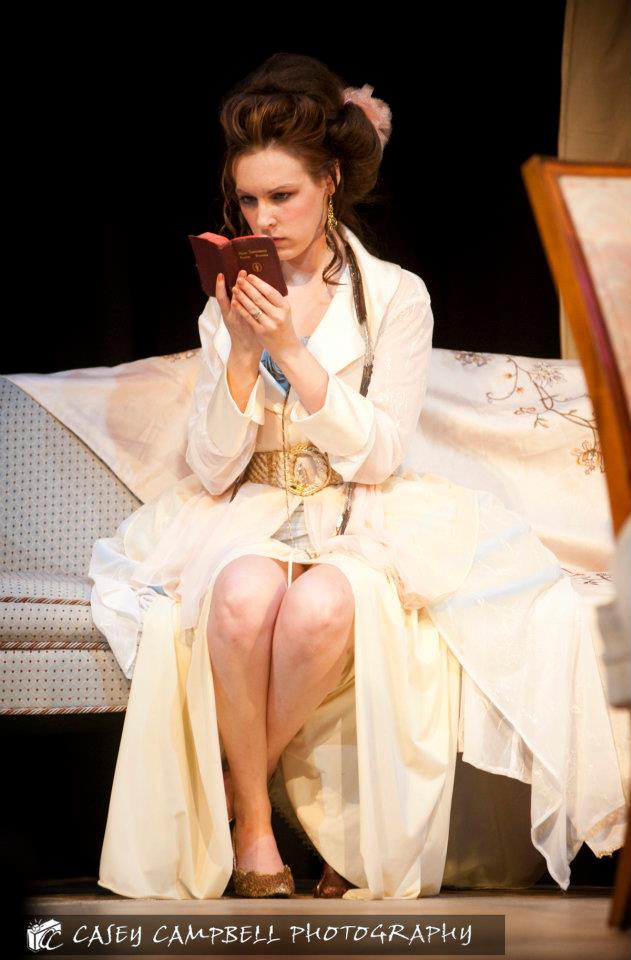 "Mme. Tourvel in ""Dangerous Liaisons"""