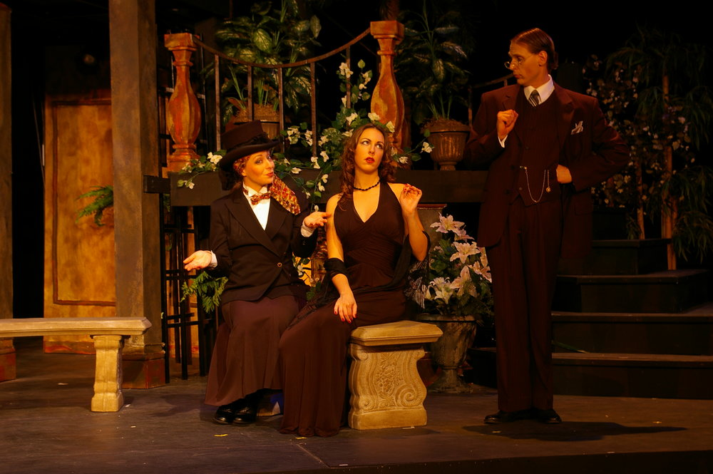 "Olivia in ""Twelfth Night"""