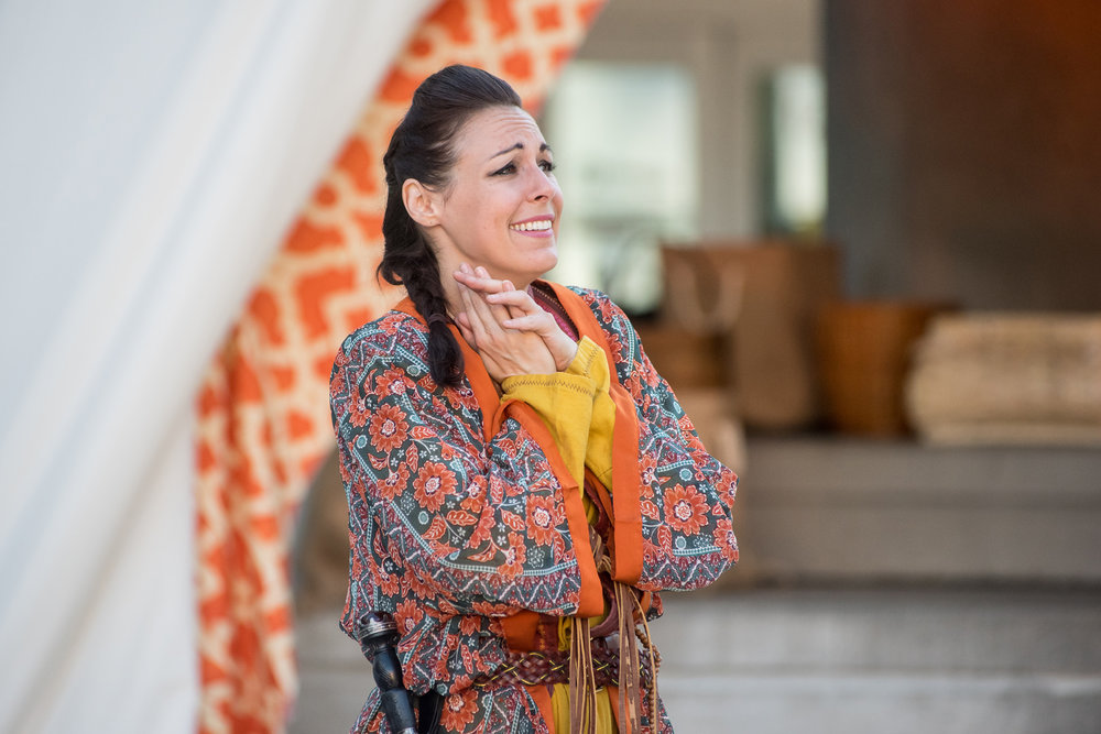 "Benvolia in ""Romeo&Juliet (Layla&Majnun)"""