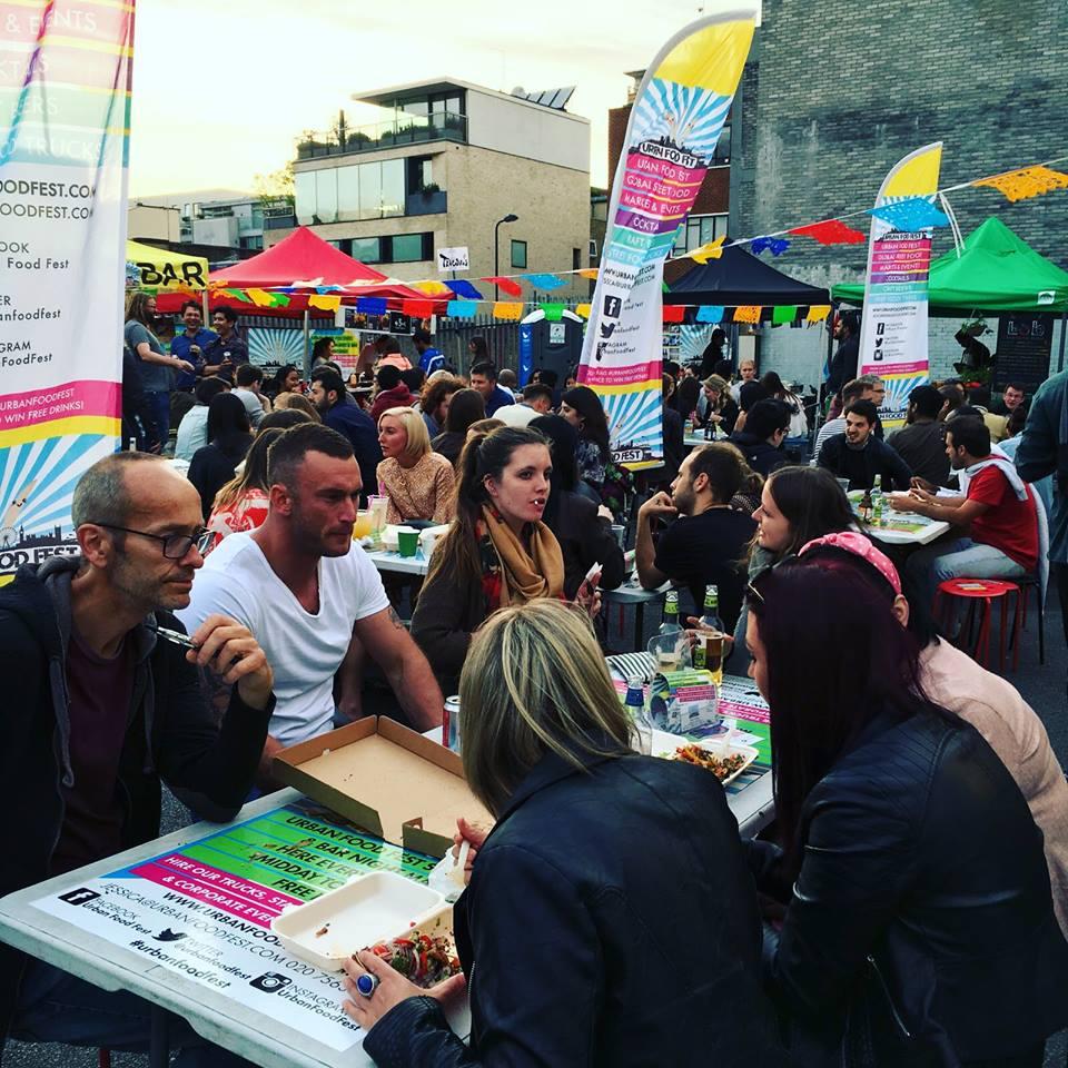 Urban Food Fest, tiene distintas fechas y locaciones, las cuales pueden ver en el link adjunto.
