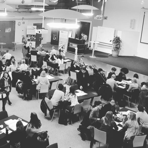 Food Hackathon, el 26 al 28 de Enero en Suecia.