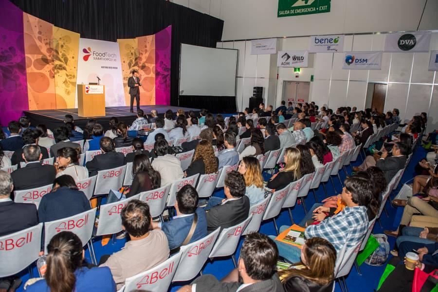 Food Tech Summit, el 27 al 28 de Septiembre en Ciudad de México.