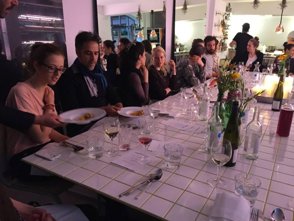 Food Art Week, del 22 al 25 de Septiembre en Berlin.