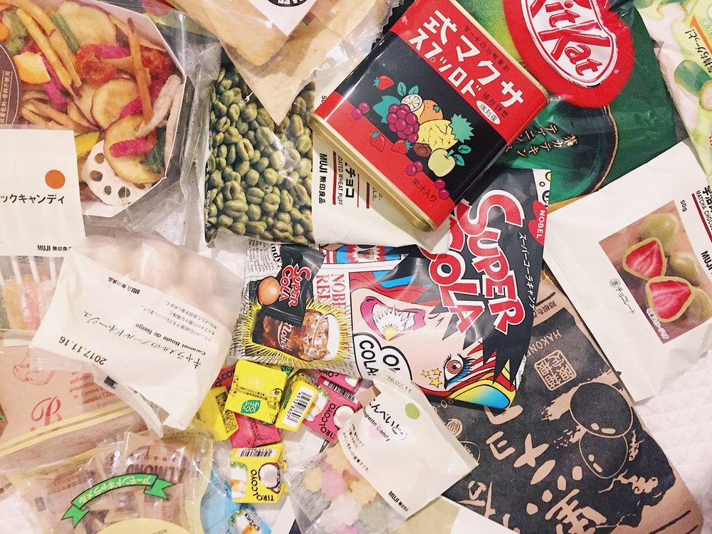 confites japón