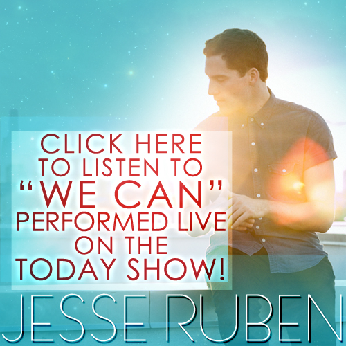 Jesse Ruben on the Today Show!