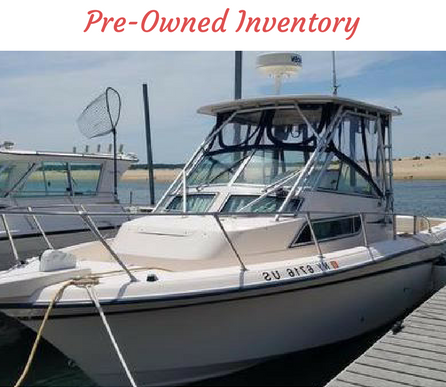 FEATURED BOAT: 1999 Grady-White 274 Sailfish with a Volvo Penta Diesel I/O. Priced to sell!