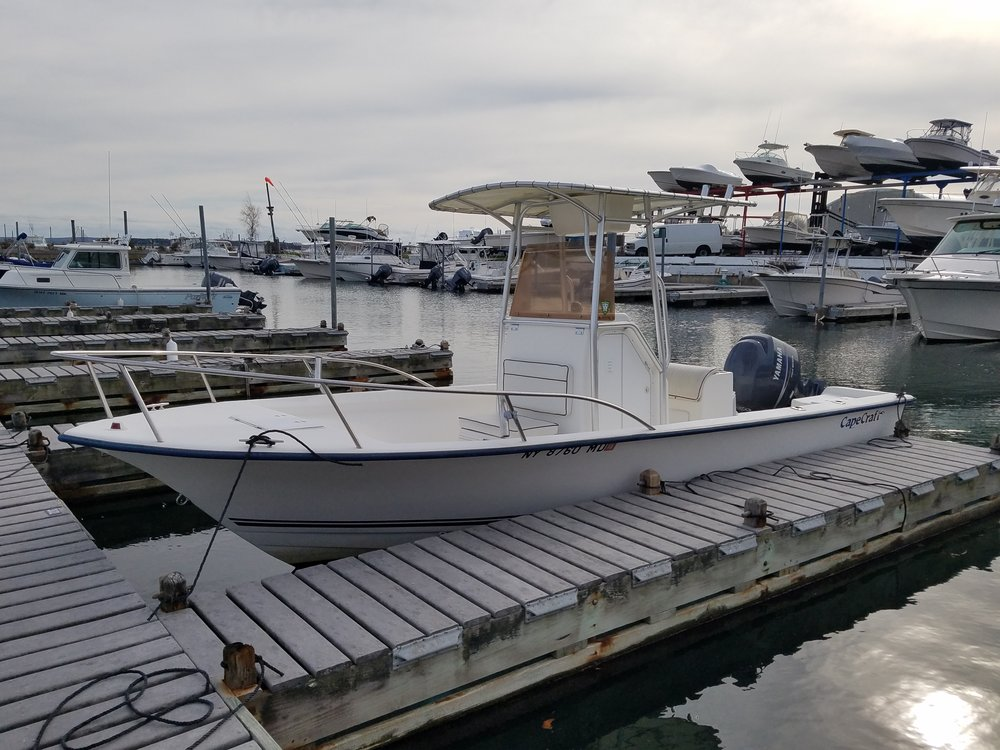 2007 Cape Craft 22 CC