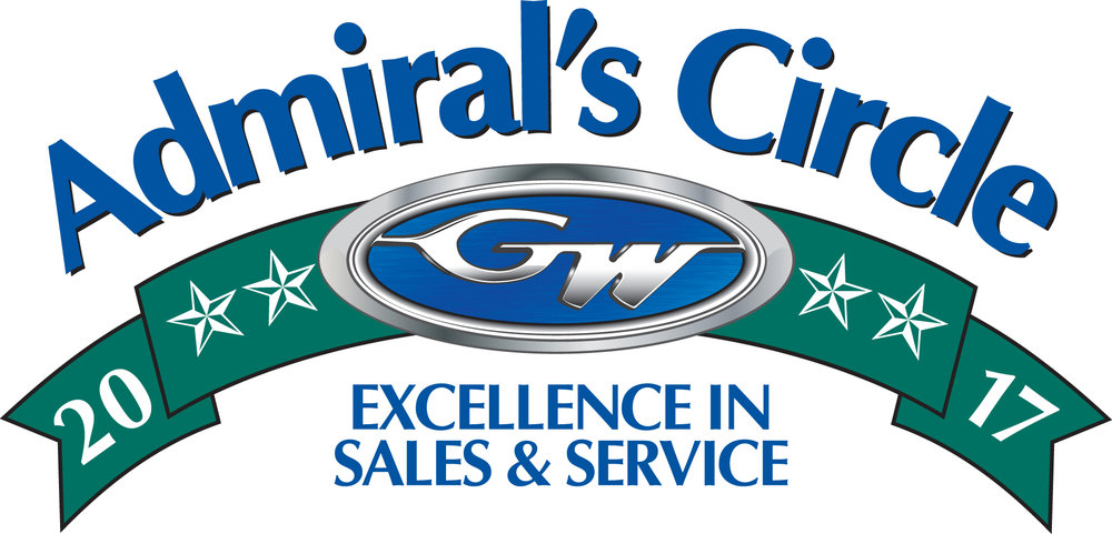 Admiral's Circle recognition is reserved for Grady-White dealerships that achieved at least $2.2 million in retail sales for the model year. Port of Egypt has earned this distinction for 21 consecutive years.