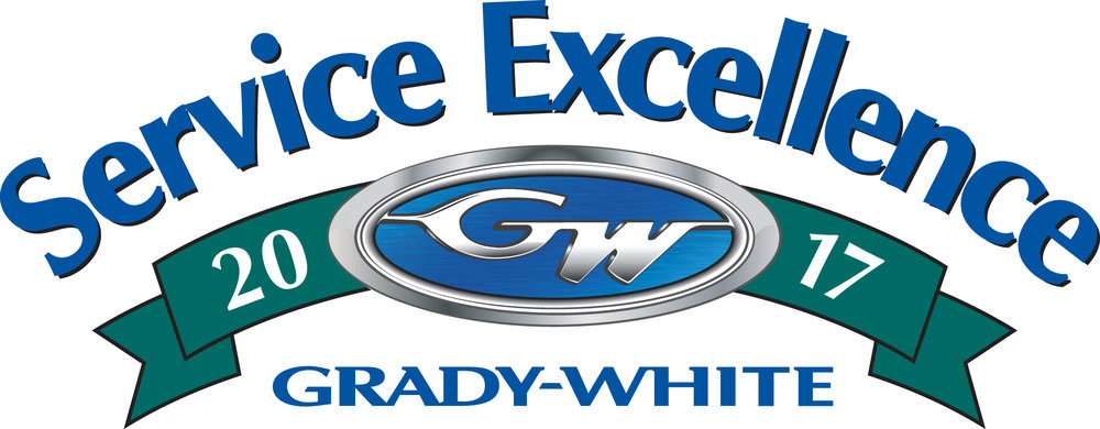 Port of Egypt Marine earned Grady-White's Customer Service Excellence Award with customer satisfaction index scores of at  least a 9.5 on a 10-point scale as rated in actual customer surveys.