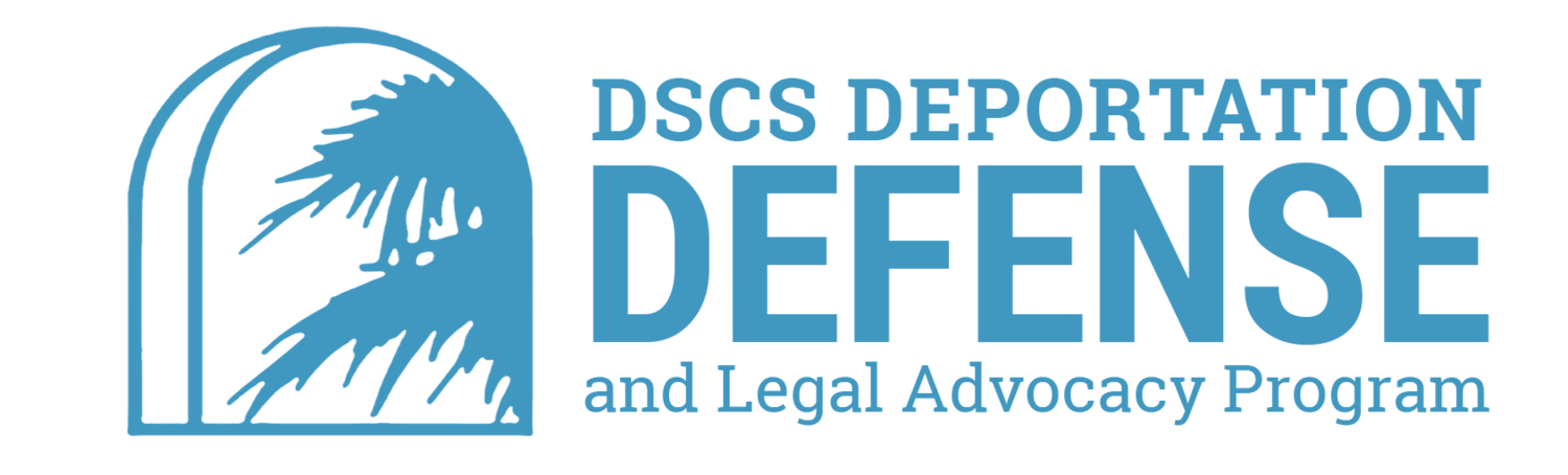 Deportation Defense & Legal Advocacy Program