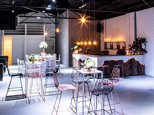 Warehouse Wedding Venue Melbourne | Industrial Wedding Venues Melbourne