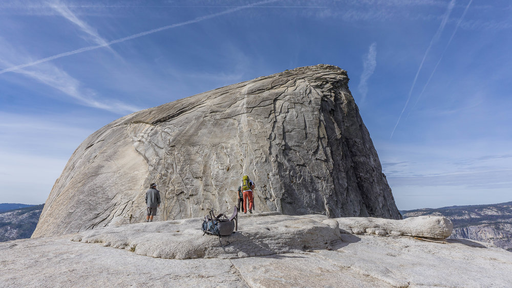 Hike Half Dome in a Day