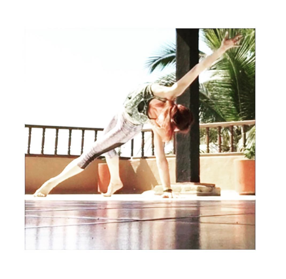 White Hot YHot Yoga