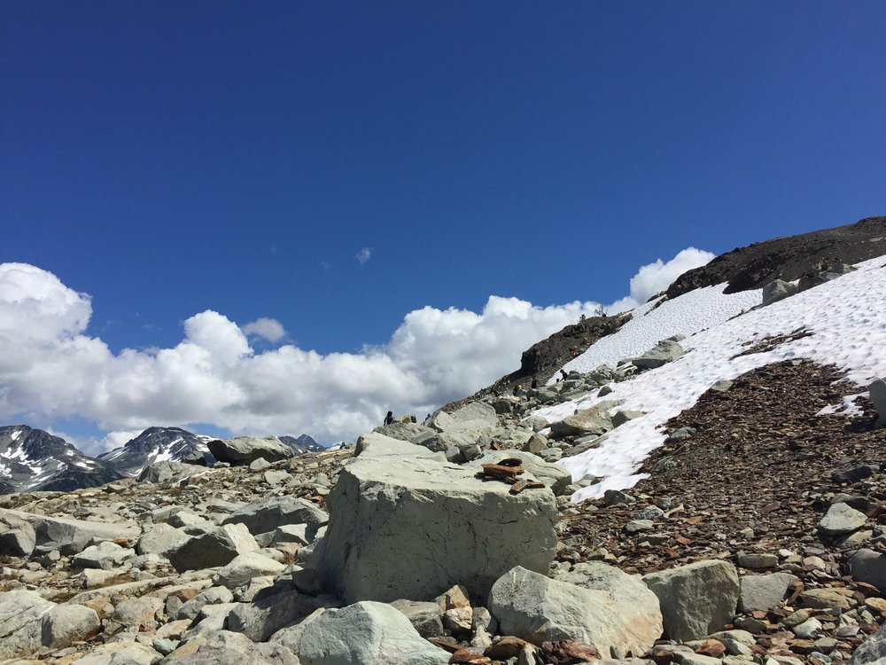 Whistler Glacier. PC: illumine.life