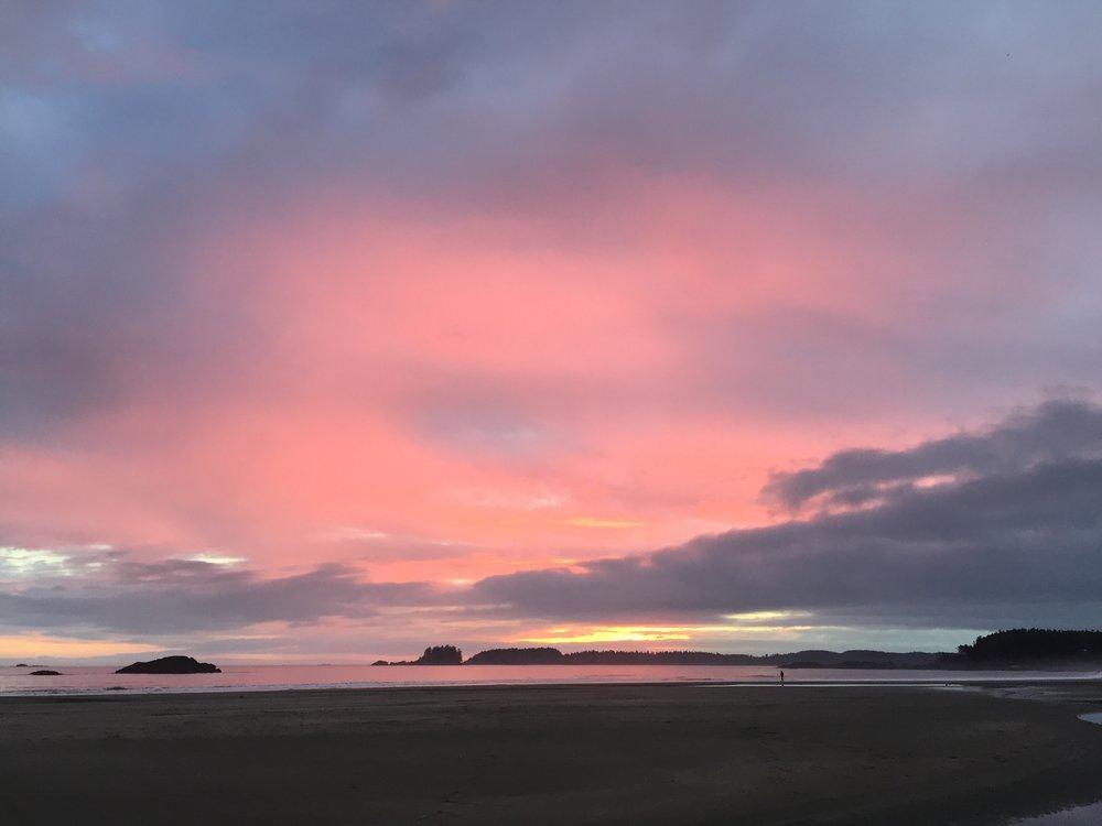The bliss of the internal sunset. PC: Illumine Health