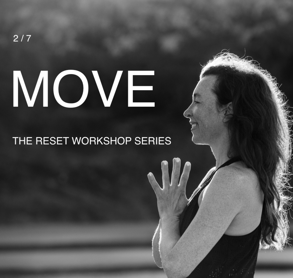 MOVE reset workshop series