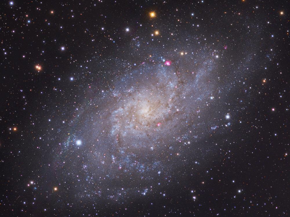Credit:  APOD /NASA/G. Benintende