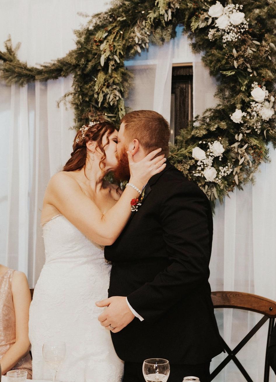 Joe & Ginger - Winter RomanceBreeanna Kay Photography