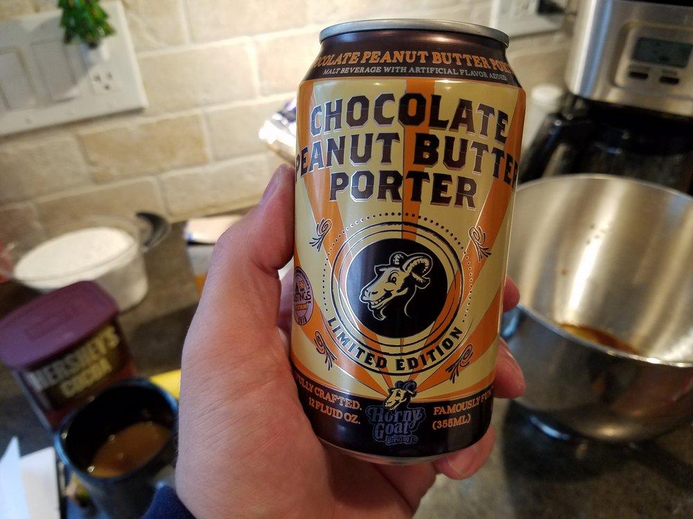 Chocolate PB Porter
